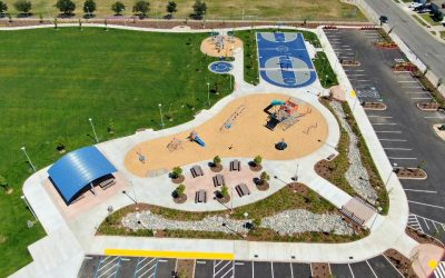 Larry Gury Community Park Opening: Saturday September 18